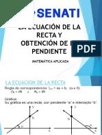 1. La ecuacion de la Recta y calculo de la Pendiente.pdf