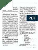 Marijuana- Some Pharmacological Studies