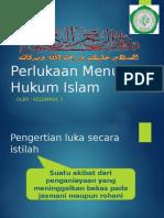 Perlukaan Menurut Hukum Islam