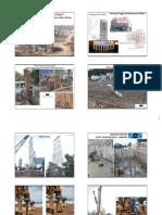 Aspek Fondasi Pada Bangunan Tinggi Dan Galian Dalam 2014