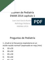 Presentacion Pediatria i -Enam 2014