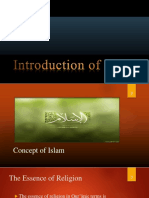 2 Introduction of Islam