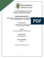 Ipanaque_garcia Medidas Para Disminuir La Contaminación Ambiental