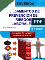 Capítulo I - Prevención de Riesgos Laborales