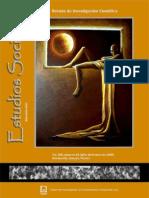 ESTUDIOS SOCIALES Revista de Investigación Científica