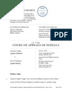 Gurpreet Singh v. State of Indiana