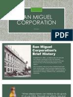 San Miguel Corporation Csr