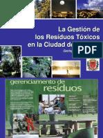 3.........Apresentação resíduos sólidos - CIFAL 2007