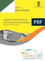 Logistics Park at Dahej