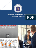 Career Coaching Skills Enhancement