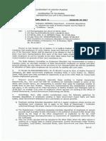 Inter State Deputation Cir.memo.