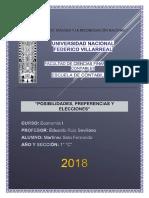 Cap. 9 Posibilidades, Preferencias y Elecciones - Trabajo Individuall (Martinez Soto)