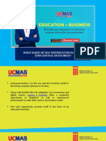 What Makes Ucmas Different From Other Educational Franchises