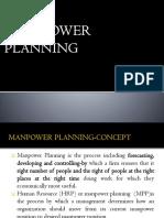 3 Staffing Manpower Planning
