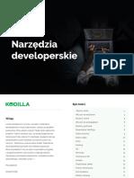 Narzędzia Developera