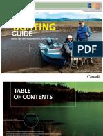 Safe Boating Guide