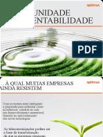 A Oportunidade da Sustentabilidade by Felipe Mendonça