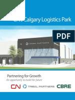 Calgary Logistics Park