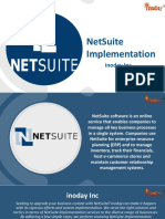 Netsuite Implementation - inoday us
