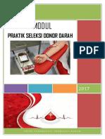 Modul Praktik Seleksi Donor