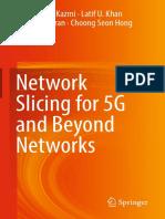 Network Slicing 5g Beyond Networks