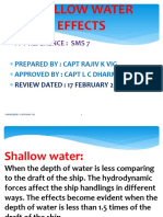 Sms 7 - Shallow Water Effects