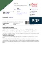 Comprobante Boleto 40358917