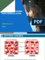 Anemia Penyuluhan