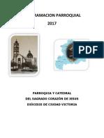 PARROQUIA y CATEDRAL DEL SAGRADO CORAZÓN DE JESUS PROGRAMACIÓN 2017.docx