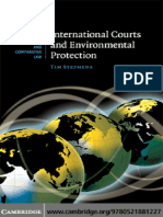 [Cambridge Studies in International and Comparative Law] Tim Stephens - International Courts and Environmental Protection (2009, Cambridge University Press).pdf