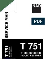 NAD T  751