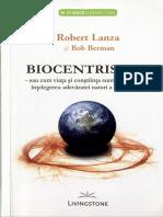 Robert Lanza & Bob Berman - Biocentrismul [2012].pdf