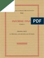 Informe Final de la Comisión de la Verdad y Reconciliación - Tomo V - Perú