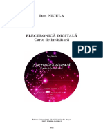Electronica Digitala Algebra Booleana
