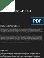 unit 24 lab