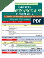 Agenda Smemicro 2017