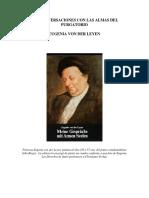 Eugenia Von Der Leyen, Mis Conversaciones Con Las Almas Del Purgatorio