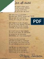 poezie Marin Sorescu
