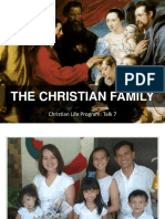 CLP Talk 07 - The Christian Family
