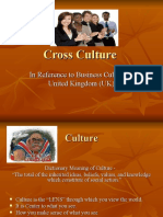 Cross Culture Presentation