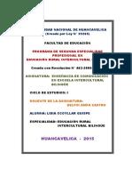 ENSEÑANZA DE COMUNICACIÓN EN ESCUELA INTERCULTURAL Y BILINGÜE.docx