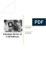 CAD Software Review