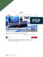 Exhibit a - Pupovac on YouTube