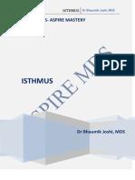 Aspire Mds Isthmus