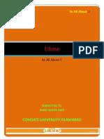 31969233 Ufone Management Project Hilal