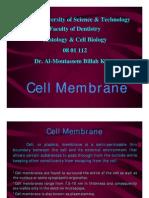 2. Cell Membrane