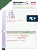Exame ESO4A 2av 2 Trigonometría 20190301 SOLUCIÓNS