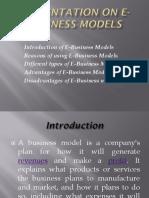 Presentation on E-Business Models.pptx