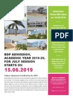 BDP Admission Notice.pdf