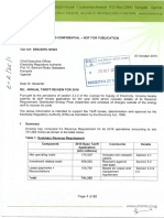 Umeme Limited Tariff Application 2016